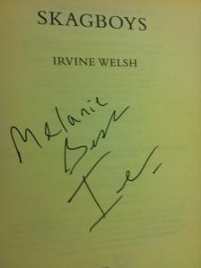 Irvine Welsh, Trainspotting, Skagboys, Filth
