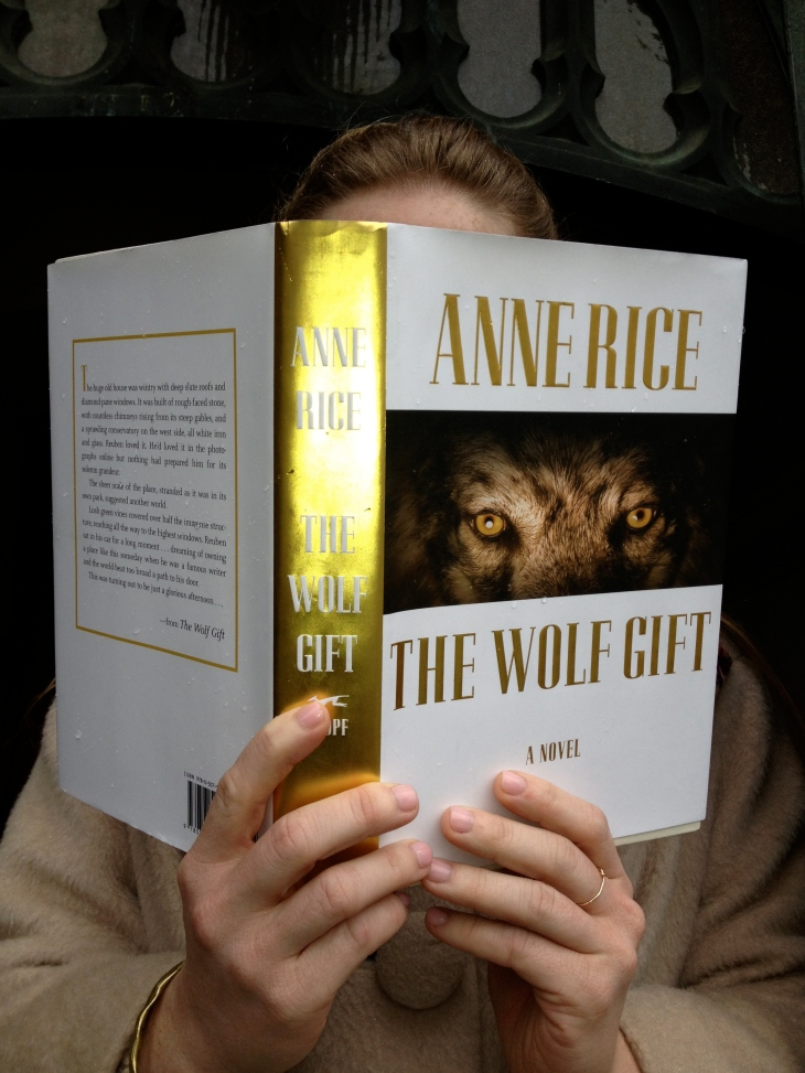 Anne Rice, The Wolf Gift