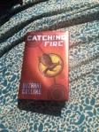 Catching Fire, Suzanne Collins, book, booknerd