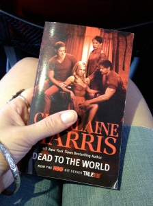 Charlaine Harris, True Blood, Dead to the World