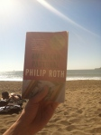 American Pastoral, Philip Roth, Pulitzer, book, booknerd, beach