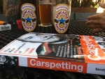 Carspotting, Trainspotting, Newcastle, Sandy MacNair, book, booknerd, Heart and Dagger