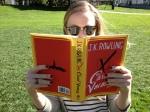 J. K. Rowling, The Casual Vacancy, book, booknerd