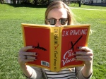 J. K. Rowling, The Casual Vacancy, book, booknerd