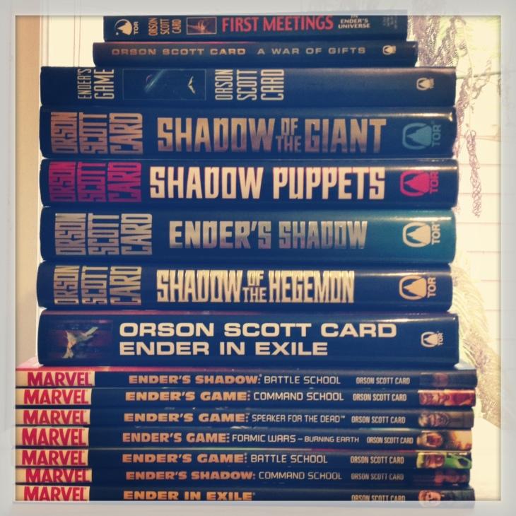 Ender's Game, Andrew Wiggins, Ender Wiggins, Orson Scott Card, Hedgemon