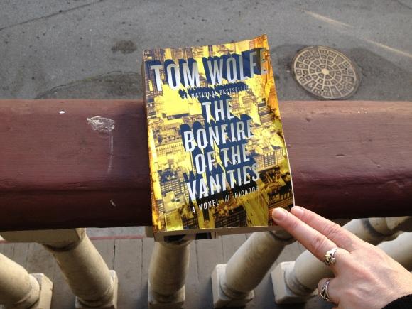 The Bonfire of the Vanities, Tom Wolfe, Sherman McCoy