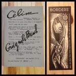 Celine, Guignol's Band, Borders, Louise Ferdinand Celine
