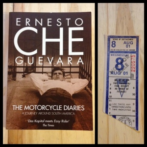 Ernest Che Guevara, Guevara, The Motorcycle Diaries: A Journey Around South America, The Motorcycle Diaries, Che, Che Guevara, MUNI