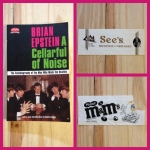 Brian Epstein, A Cellarful of Noise, See's Candy, peanut m&m's, The Beatles, John Lennon, George Harrison, Ringo Starr, Paul McCartney