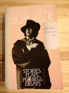 Oscar Wilde, Wilde, Picture of Dorian Grey