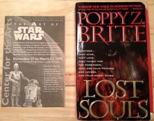 Poppy Z. Brite, Lost Souls, goth, gothic, New Orleans