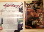 Anne Rice, Cry to Heaven, Rice, goth, gothic