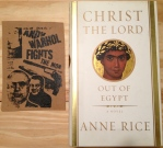 Christ the Lord, Out of Egypt, Anne Rice, Rice, Andy Warhol, goth, gothic