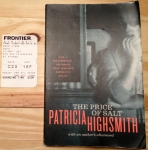 The Price of Salt, Patricia Highsmith, Highsmith