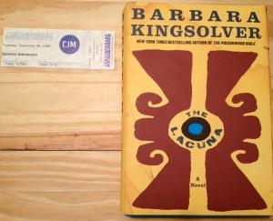 Barbara Kingsolver, The Lacuna