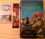 Salman Rushdie, Luka and the Fire of Life, Rushdie, leisure