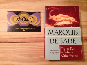 Marquis de Sade, de Sade, The 120 Days of Sodom and Other Writings, 120 Days of Sodom