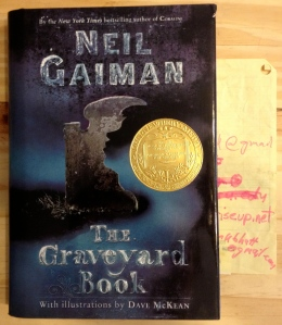 Neil Gaiman, The Graveyard Book
