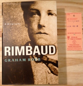 Rimbaud, Graham Robb