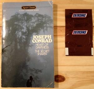 Joseph Conrad, Heart of Darkness, The Secret Sharer