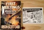 First Meetings in Ender's Universe, Orson Scott Card, Ender, Ender Wiggin