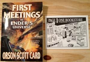 First Meetings in Ender's Universe, Orson Scott Card, Ender, Ender Wiggin