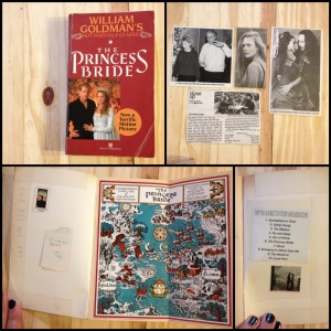 The Princess Bride, William Goldman, Princess Buttercup, Wesley, Dread Pirate Roberts