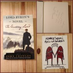 Lord Byron, Lord Byron's novel, Mooney Suzuki, John Crowley