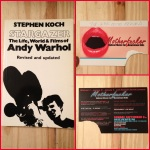 Stargazer: The Life, World & Films of Andy Warhol, Stephen Koch, Stargazer, Andy Warhol