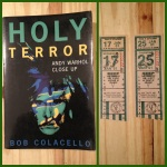 Holy Terror: Andy Warhol Close up, Bob Colacello, MUNI, Andy Warhol, Holy Terror