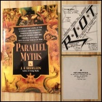 Parallel Myths, J. F. Bierlein, Riot, Cat Club