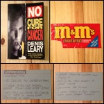 No Cure for Cancer, Denis Leary, Mercy Highschool