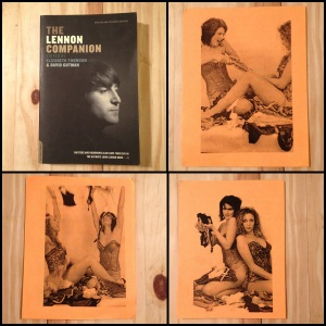 The Lennon Companion, Elizabeth Thomson, David Gutman, John Lennon, Paul McCartney, Ringo Starr, George Harrison, The Beatles