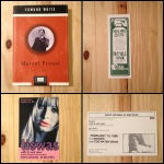 Marcel Proust, Edmund White, Green Apple Books, Tiswas, Don Hill's