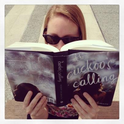 The Cuckoo's Calling, Robert Galbraith, J. K. Rowling