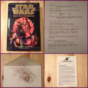 Star Wars, The Last Command, Timothy Zahn, Princess Leia, Han Solo, Luke Skywalker, Darth Vader