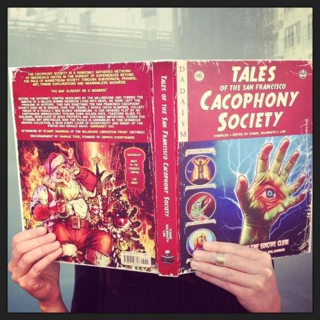 Tales of the San Francisco Cacophony Society, Chuck Palahniuk