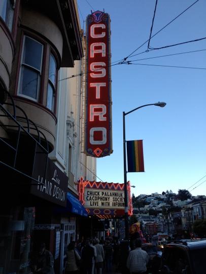 Chuck Palahniuk, Castro Street Theatre, Commonwealth Club