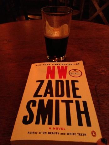 NW, Zadie Smith, Northwest London, Guinness
