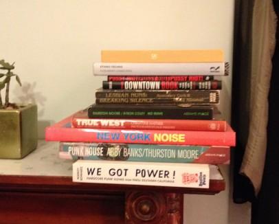 La Lengua's Books