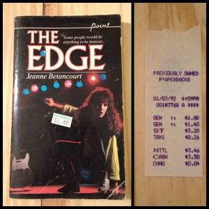 The Edge, Jeanne Betancourt