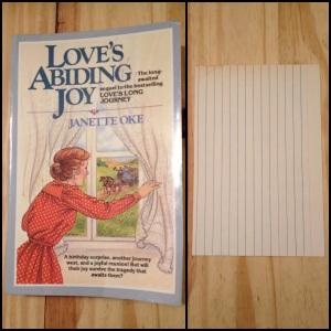 Love's Abiding Joy, Janette Oke