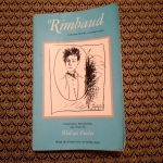 Arthur Rimbaud translated by Wallace Fowlie