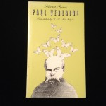 Selected Poems, Paul Verlaine, translated by C. F. MacIntyre