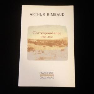 Arthur Rimbaud, Correspondance 1888-1891