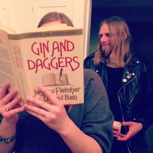 Gin and Daggers, Murder She Wrote, Jessica Fletcher, J.B. Fletcher