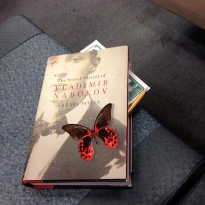 The Secret History of Vladimir Nabokov, Andrea Pitzer, Nabokov, Lolita, Pale Fire