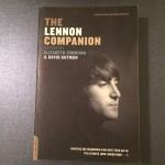 The Lennon Companion, Elizabeth Thomson, David Gutman