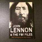John Lennon, The FBI FIles by Phil Strongman, Alan Parker