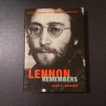 Lennon Remembers, Jann S. Wenner
